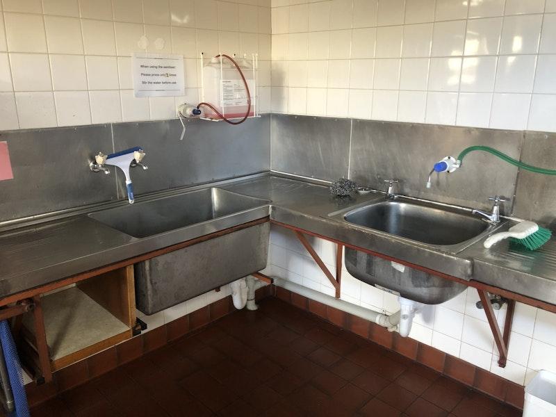Clean-up reorientation